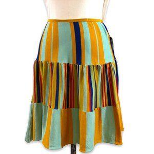 Double D Ranch Western Wear Raw Hem Mini Skirt